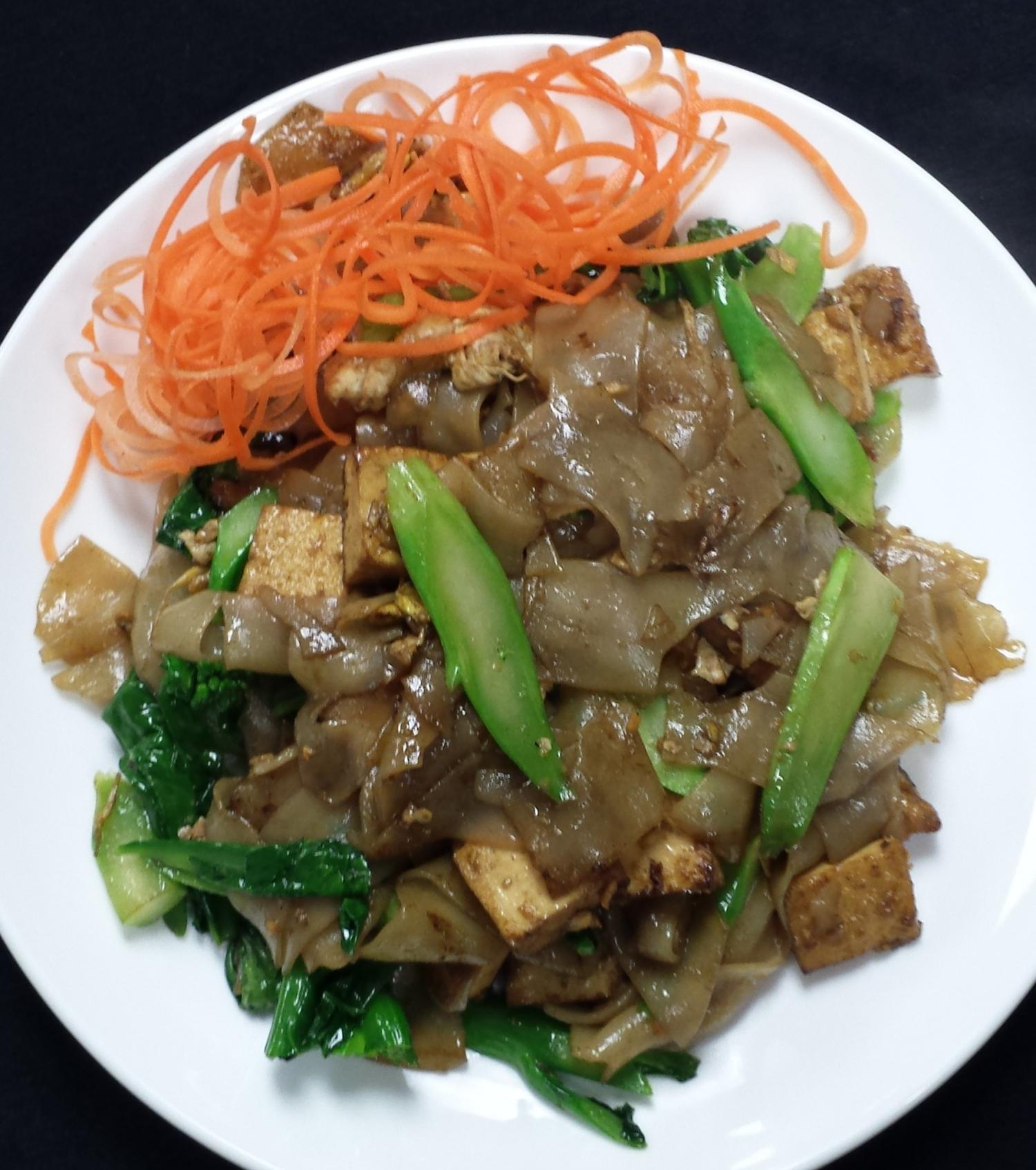 Pad See Ew Chicken